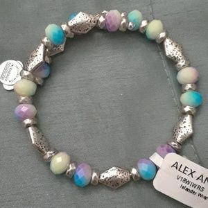 ALEX AND ANI ISLANDER WRAP!! BRAND NWT!!